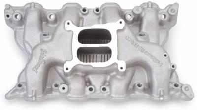 Cylinder Block Components - Engine Intake Manifold - Edelbrock - Performer 351 Intake Manifold for Ford 351- 4V Cleveland - 2665