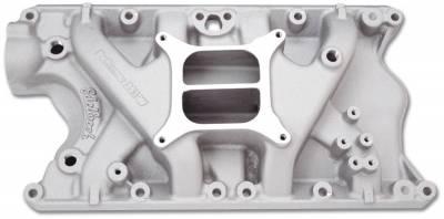Cylinder Block Components - Engine Intake Manifold - Edelbrock - Performer 351-W Intake Manifold for S/B Ford 351 Windsor - 2181