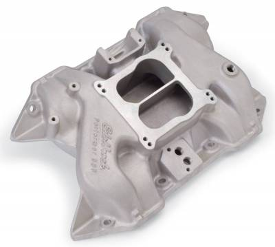 Edelbrock - Performer 383 Intake Manifold for 1958-1979 Chrysler, B Series Engines - 2186 - Image 2