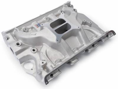Edelbrock - Performer 390 Intake Manifold for Ford FE, Satin Finish - 2105 - Image 2