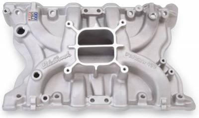 Cylinder Block Components - Engine Intake Manifold - Edelbrock - Performer 400 Intake Manifold for 1971-82 Ford 351/M400 - 2171