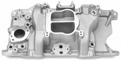 Cylinder Block Components - Engine Intake Manifold - Edelbrock - Performer Intake Manifold Small-Block Chrysler - 3776