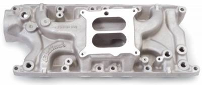 Cylinder Block Components - Engine Intake Manifold - Edelbrock - Performer Intake Manifold Small-Block Ford - 3721