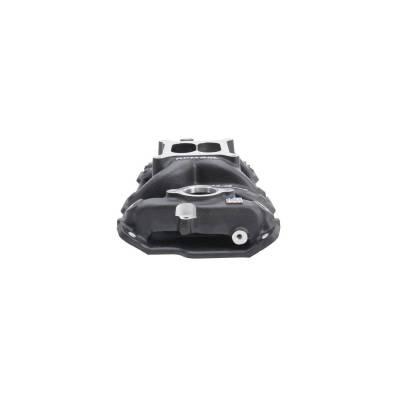 Edelbrock - Performer RPM AIR-Gap Small Block Chevy Black Intake Manifold - 75013 - Image 4