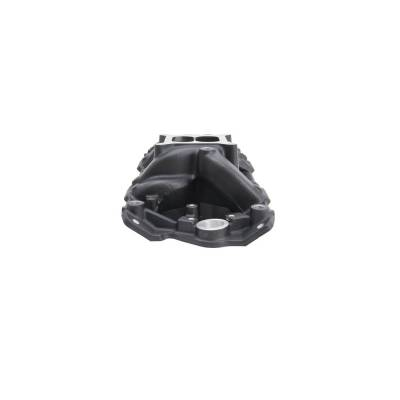 Edelbrock - Performer RPM AIR-Gap Small Block Chevy Black Intake Manifold - 75013 - Image 5
