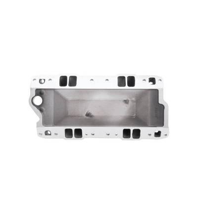 Edelbrock - Performer RPM AIR-Gap Small Block Chevy Black Intake Manifold - 75013 - Image 6