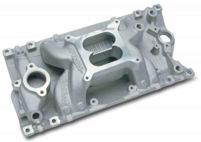 Edelbrock - Performer RPM AIR-GAP Small Block Chevy Vortec Intake Manifold - 7516 - Image 2
