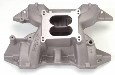 Cylinder Block Components - Engine Intake Manifold - Edelbrock - Performer RPM Big Block Chrysler B Intake Manifold - 7186