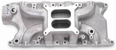Cylinder Block Components - Engine Intake Manifold - Edelbrock - Performer RPM Ford Small Block 302 Intake Manifold - 7121