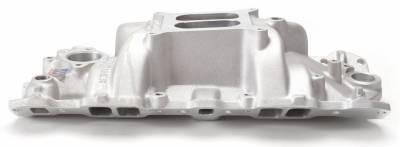 Edelbrock - Performer RPM Small Block Chevy Intake Manifold - 7101 - Image 2