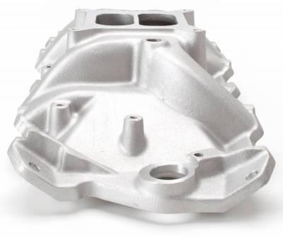 Edelbrock - Performer RPM Small Block Chevy Intake Manifold - 7101 - Image 3