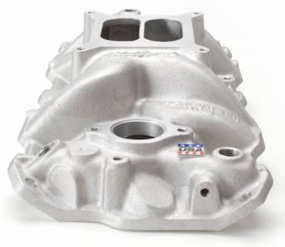 Edelbrock - Performer RPM Small Block Chevy Intake Manifold - 7101 - Image 4
