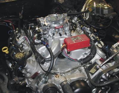 Edelbrock - Performer RPM Small Block Chevy LS1 Intake Manifold - 7118 - Image 3