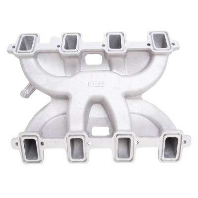 Edelbrock - Performer RPM Small Block Chevy LS3 Intake Manifold Only - 71197 - Image 2