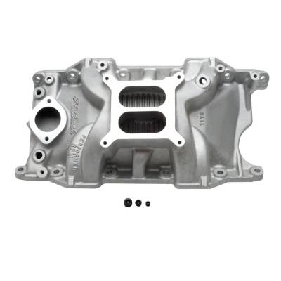 Cylinder Block Components - Engine Intake Manifold - Edelbrock - Performer RPM Small Block Chrysler Intake Manifold - 7176