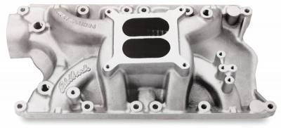 Cylinder Block Components - Engine Intake Manifold - Edelbrock - Performer RPM Small Block Ford Intake Manifold - 7181