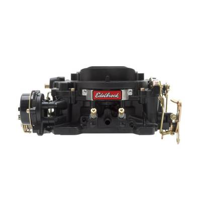 Carburetion - Carburetor - Edelbrock - Performer Series 600 CFM Carburetor with Electric Choke, Black Finish (non-EGR) - 14063