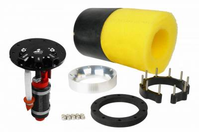 "Fuel Storage - Fuel Tank - Aeromotive Fuel System - Phantom Universal In-Tank Fuel System, 6-10"" tall tanks, 340 pump - 18688"