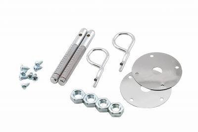 "Appearance Products - Hood Pin - Mr Gasket - PIN,HOOD KIT 7/16"" SAFETY PIN - 1016"