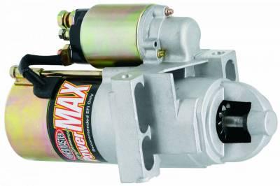 Powermaster - Powermaster Starter PowerMAX Chevy, Ram Jet 350, 502 Stag Mtg 168T Flyw Natural - 9200