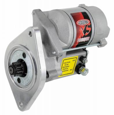 Starter and Related Components - Starter Motor - Powermaster - Powermaster Starter XS Infi-Clock AMC/Jeep All V8, L6 (Except 4.0L) Early up to 1987 18:1 Natural - 9515
