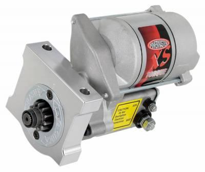 Powermaster - Powermaster Starter XS Infi-Clock Chevy, Pont LS, LSX Eng GMC LS Truck 4.8L,5.3L,6.0L,6.2L 168T Flyw 18:1 Natural - 9509