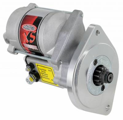 Starter and Related Components - Starter Motor - Powermaster - Powermaster Starter XS Infi-Clock Ford Big Block 351M-400-429-460 w/164T,176T,180T,184T Natural - 9505