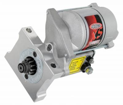 Starter and Related Components - Starter Motor - Powermaster - Powermaster Starter XS Infi-Clock Pont, Olds 1965-81 V8 (Except 301) Natural - 9510