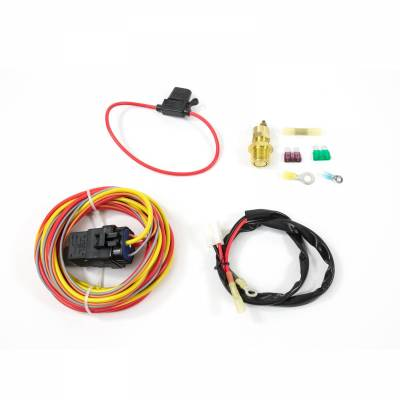 Top Street Performance - Pro Series Universal Radiator Fan Relay Kit - HC7108