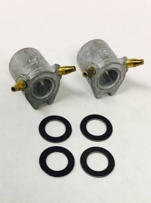 Carburetion - Carburetor Accelerator Pump Nozzle - Holley - PUMP DISCH NOZZ.028TUBE TYPE - 121-28