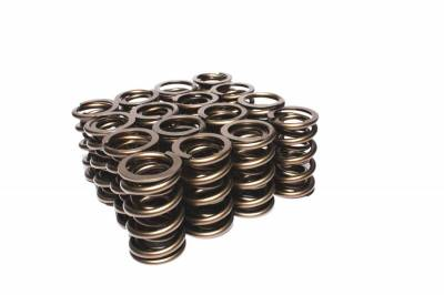 "Valve Train Components - Engine Valve Spring Kit - COMP Cams - Race Endurance 1.565"" OD Dual Springs; 1.900"" Installed Height; 16 Springs - 943-16"