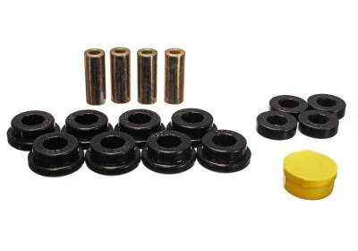 Suspension, Springs and Related Components - Suspension Control Arm Bushing Kit - Energy Suspension - REAR CONTROL ARM BUSHING SET - 16.3109G