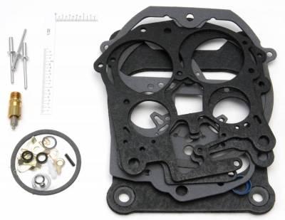 Carburetion - Carburetor and Installation Kit - Edelbrock - Rebuild & Maintenance Kit for Edelbrock #1902 & #1903 Q-Jet Carburetors - 1921