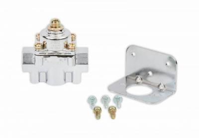 Carburetion - Fuel Pressure Regulator - Holley - REG, FUEL PRESSURE 4.5-9 PSI M/P - 12-803