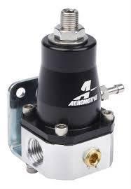Aeromotive Fuel System - Regulator - EFI Bypass, Adjustable (2) -6 inlets, (1) -6 return - 13129