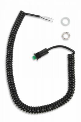 Automatic Transmission Components - Automatic Transmission Shift Lever Knob - B&M - REMOTE BUTTON - 46003