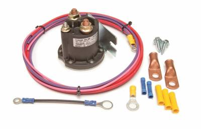 Starter and Related Components - Starter Solenoid - Painless Wiring - Remote Starter Solenoid - 30203