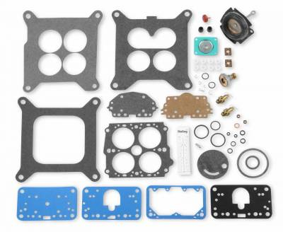 Carburetion - Carburetor and Installation Kit - Holley - RENEW KIT (MARINE) - 703-29
