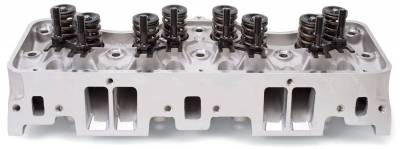 Cylinder Block Components - Engine Cylinder Head - Edelbrock - RPM 348/ 409 Chevy Cylinder Head Hydraulic Roller Camshaft - 60819