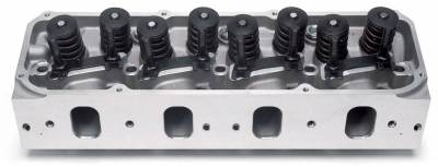 Cylinder Block Components - Engine Cylinder Head - Edelbrock - RPM Small-Block Ford 351 Cleveland Cylinder Head Hydraulic Flat Tappet - 61629