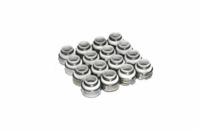 """Set of 16 PTFE Valve Seals for .500"""" Guide Size, 11/32"""" Valve Stem - 510-16"""