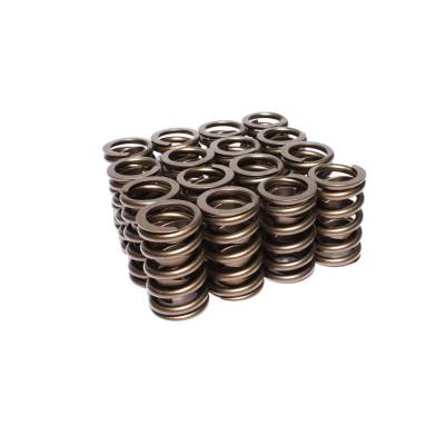 "Valve Train Components - Engine Valve Spring Kit - COMP Cams - Set of 16 Single Springs w/ 1.254"" O.D., 1.254"" I.D., 1.700"" Installed Height - 981-16"