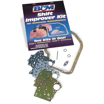 Service Kits - Automatic Transmission Valve Body Kit - B&M - SHIFT IMPROVER KIT 80-92 AOD - 40263