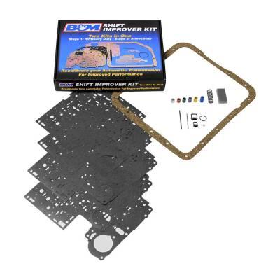 Service Kits - Automatic Transmission Valve Body Kit - B&M - SHIFT IMPROVER KIT 93-06 4L60E - 70360