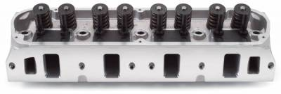 "Cylinder Block Components - Engine Cylinder Head - Edelbrock - Small-Block Ford E-Street Cylinder Heads 2.02"" - 5025"