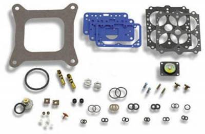 Carburetion - Carburetor and Installation Kit - Holley - STREET AVENGER RENEW KIT - 37-934