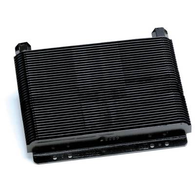 "Radiators, Coolers and Related Components - Automatic Transmission Oil Cooler - B&M - SUPERCOOLER 11"" X 8"" X 1.5"" - 70266"