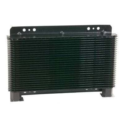 Radiators, Coolers and Related Components - Automatic Transmission Oil Cooler - B&M - SUPERCOOLER 11X5-3/4X1-1/2,1/2 NPT - 70273