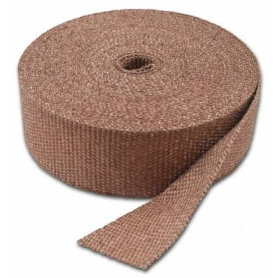 Thermo Tec - Thermo Tec Exhaust Header Wrap 50 Foot x 1 Inch Copper Coated Generation II - 11031