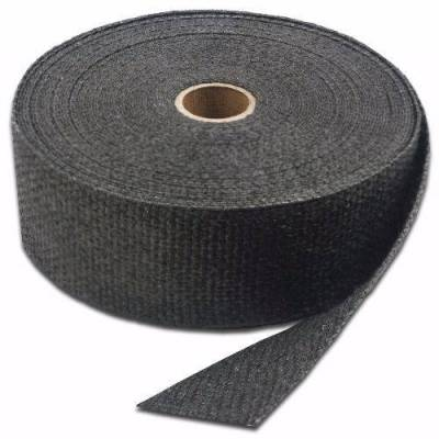Thermo Tec - Thermo Tec Exhaust Wrap 50 Foot x 1 Inch Graphite Black Up To 2000 Degree F - 11021